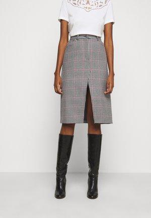 JOLDITA - Pencil skirt - multicolor