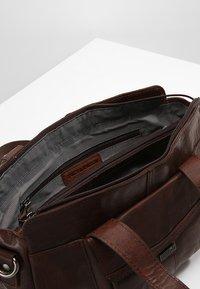 Spikes & Sparrow - Handbag - dark brown - 4