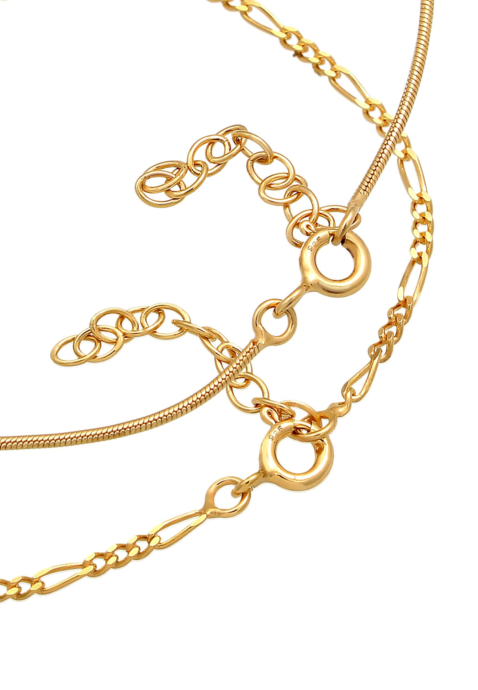 Elli Set - Armband Gold-coloured/goldfarben