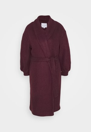 VIPULLA PUFF SLEEVE COAT - Classic coat - winetasting