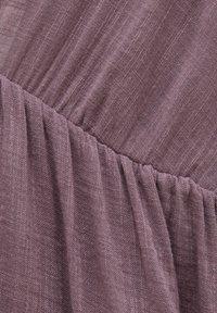 PULL&BEAR - Day dress - mottled purple - 5