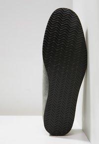 NOIRE LINE - MARC - Volnočasové šněrovací boty - grey - 4