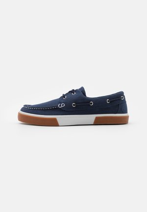UNION WHARF 2.0 EK - Boat shoes - navy