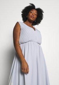 Chi Chi London Curvy - LARK DRESS - Cocktail dress / Party dress - blue - 3