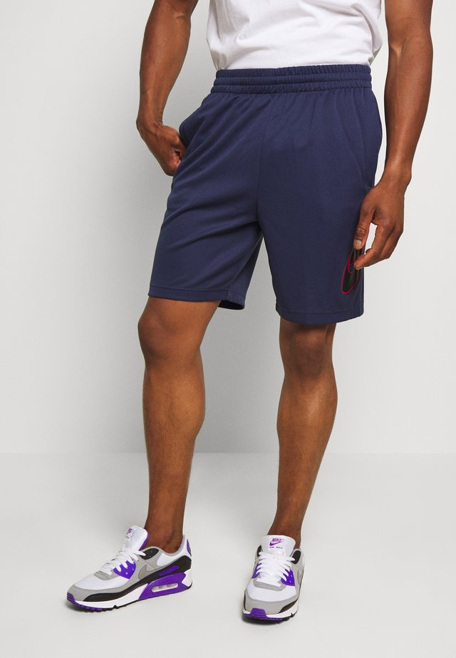 SUNDAYSHORT UNISEX - Shorts - midnight navy/black