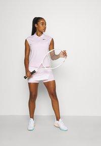 Nike Performance - SKIRT - Sports skirt - regal pink/black - 1
