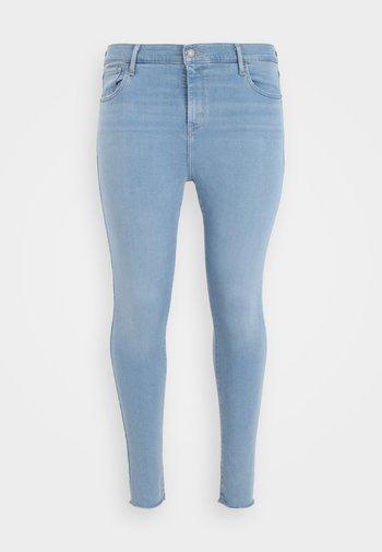 721 HI RISE SKINNY - Jeans Skinny Fit - rio beyond plus