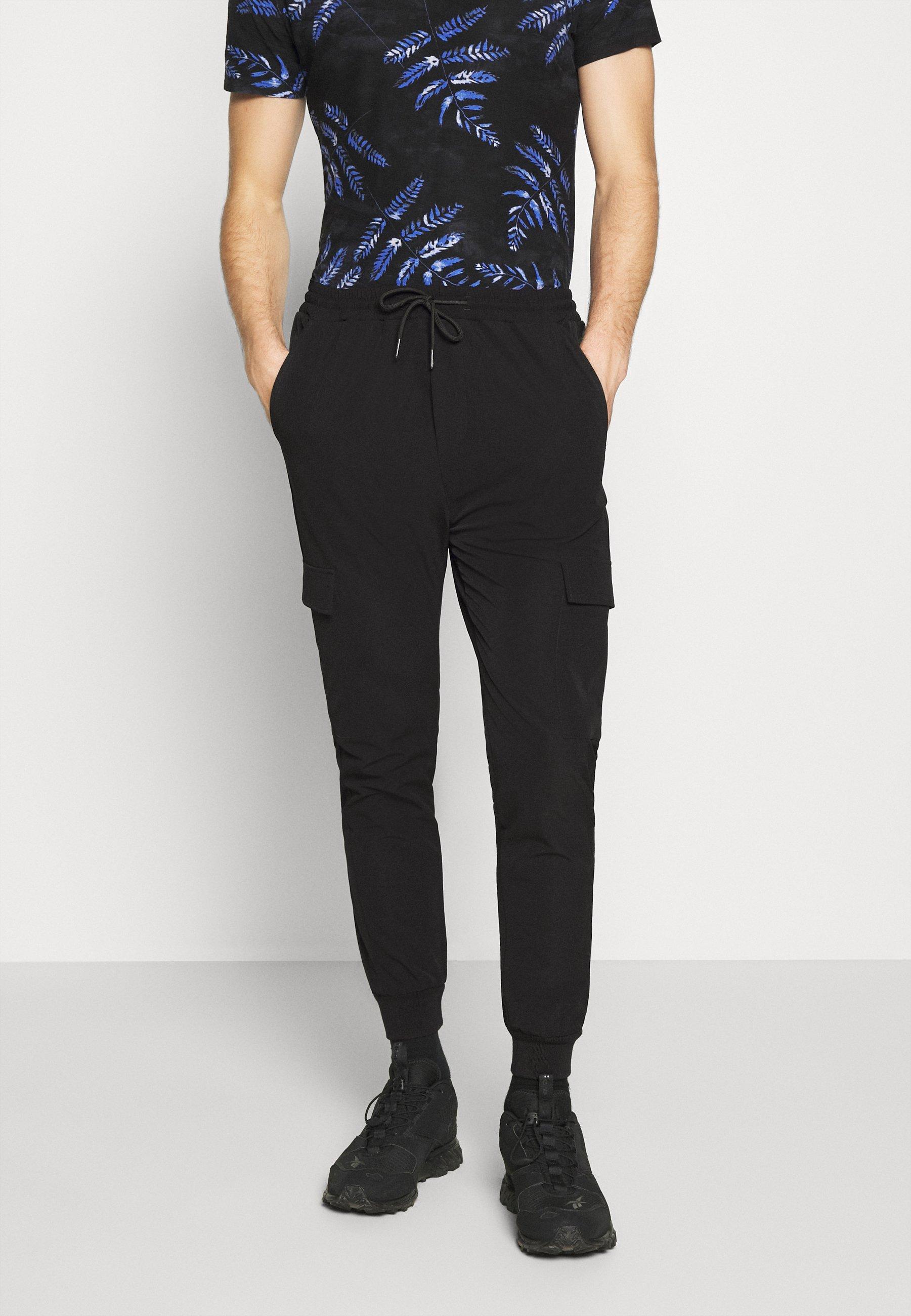 Men OLIVER PANTS - Cargo trousers