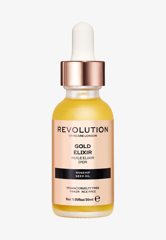 GOLD ELIXIR - Serum - -