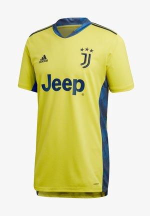 Print T-shirt - gelb