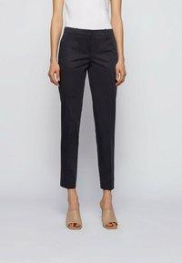 BOSS - TILUNA - Pantalon classique - open blue - 0