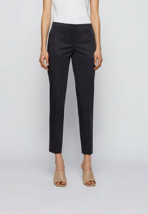 TILUNA - Trousers - open blue