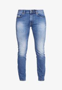 Diesel - THOMMER-X - Slim fit jeans - blue denim - 5