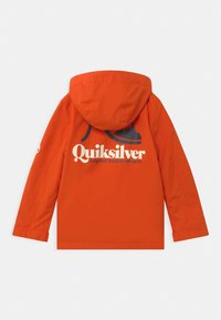 Quiksilver - IN THE HOOD UNISEX - Snowboard jacket - pureed pumpkin - 1