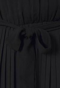 Bruuns Bazaar - ALA MILTA DRESS - Day dress - black - 2