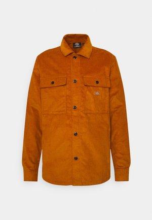 HIGGINSON  - Overhemd - pumpkin spice