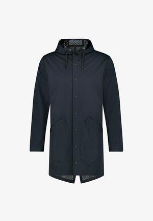 Waterproof jacket - bright navy
