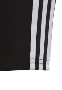 adidas Performance - FIT 3 STRIPES PRIMEBLUE SWIM REGULAR JAMMER - Zwemshorts - black/white - 4