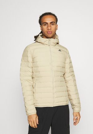VARILITE SOFT HOODED - Down jacket - savann