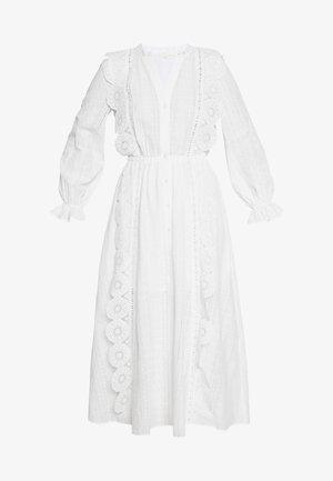 RAVIANE - Maxi dress - blanc