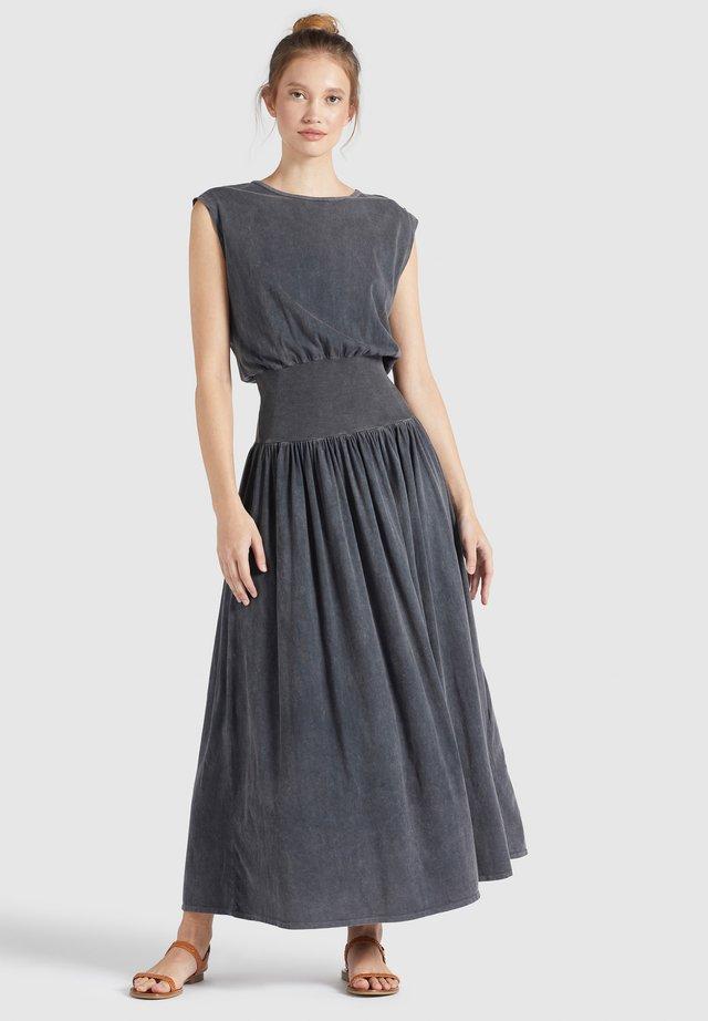 LIONA - Maxi dress - grau gewaschen