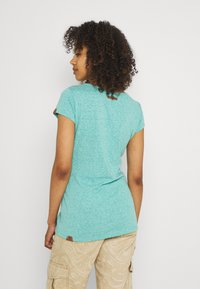 Ragwear - Basic T-shirt - mint - 2