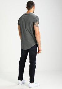 G-Star - SWANDO RELAXED - Basic T-shirt - asfalt - 2