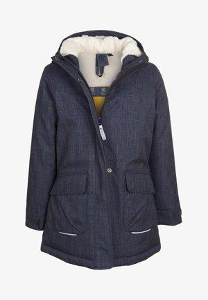 HIDE AWAY - Winter coat - darkdenim