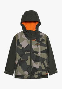 Burton - GAME DAY  - Kurtka snowboardowa - dark green - 0
