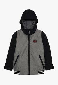 Burton - GAME DAY  - Snowboardjacka - mottled grey/black - 0