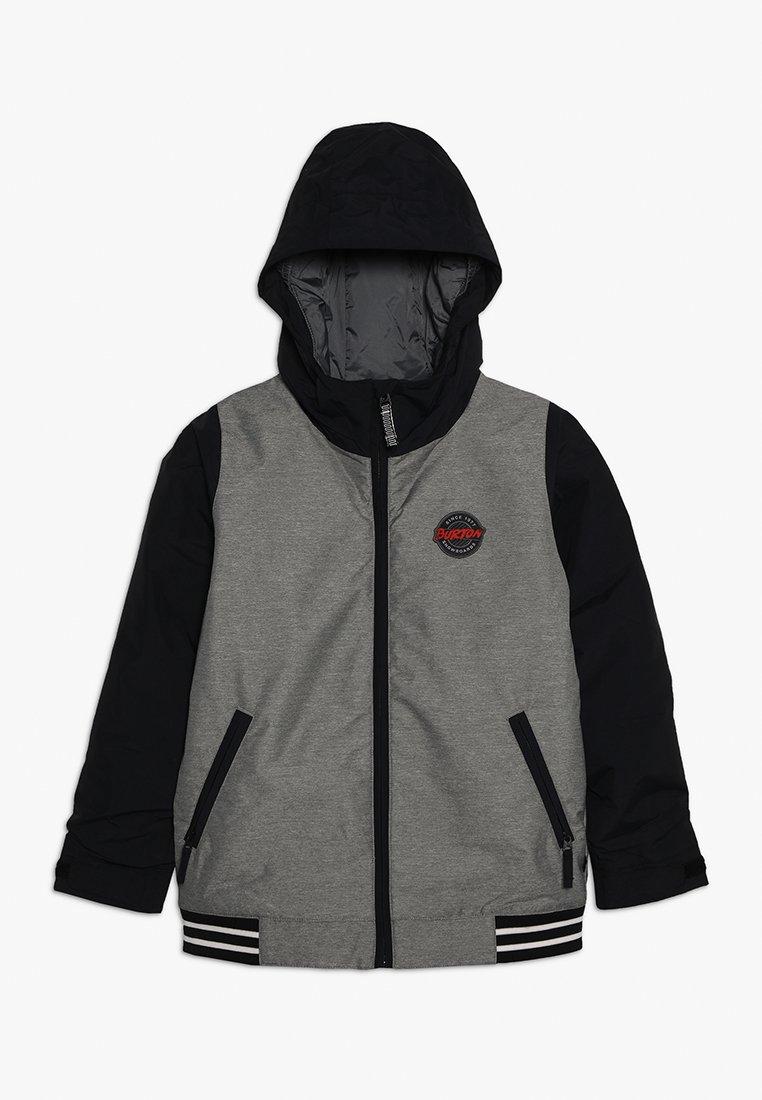 Burton - GAME DAY  - Snowboardjacka - mottled grey/black