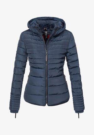 AMBER - Winter jacket - blue