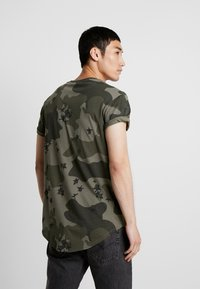 G-Star - SWANDO RELAXED RT S/S - Print T-shirt - dark shamrock - 2