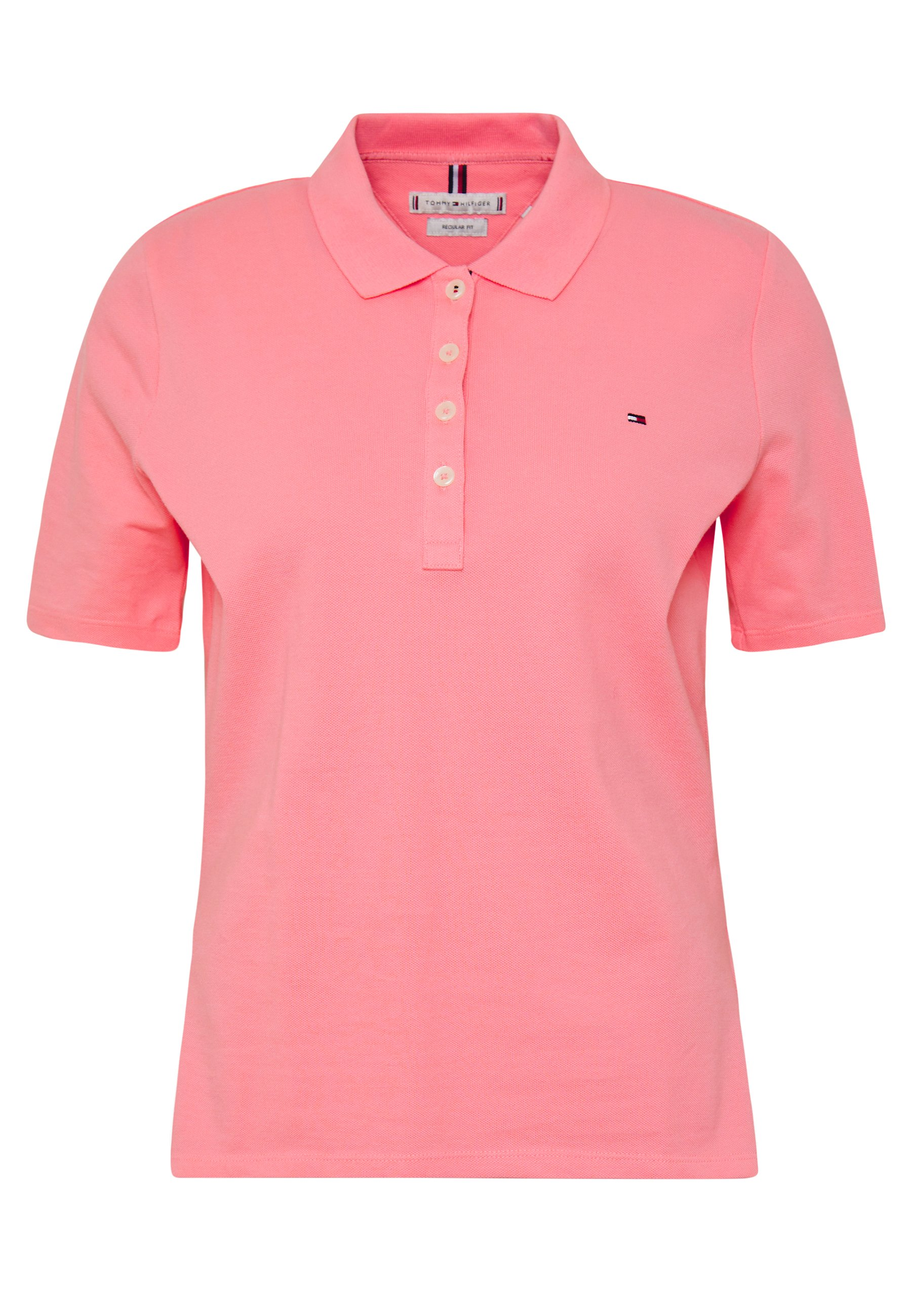 TH ESSENTIAL POLO Poloshirt pink grapefruit