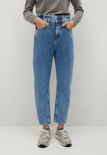 MIA - Relaxed fit jeans - middenblauw