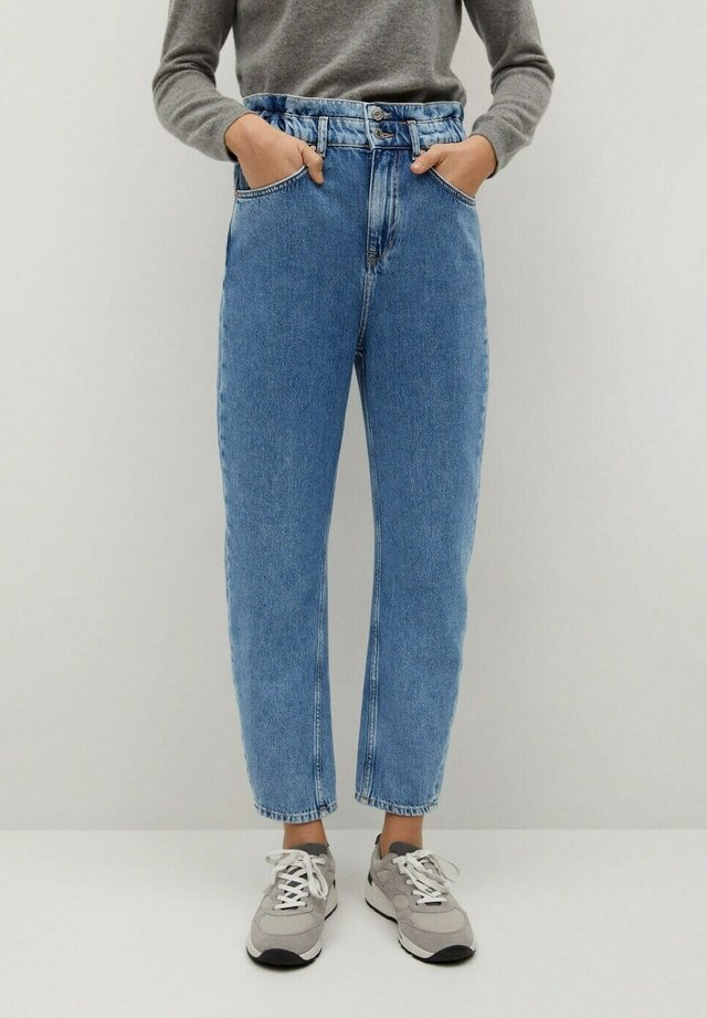 MIA - Jeans Tapered Fit - middenblauw
