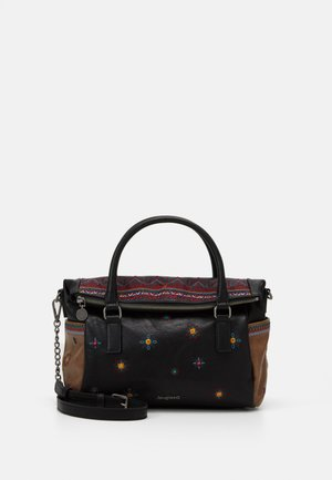 BOLS LULULOVE LOVERTY - Handbag - black