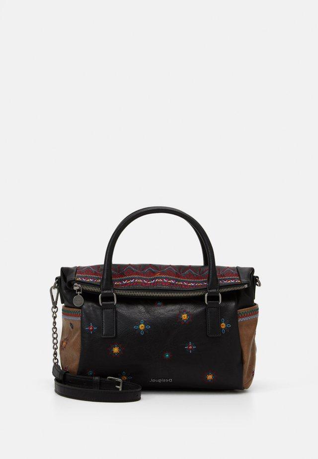 BOLS LULULOVE LOVERTY - Handbag - black