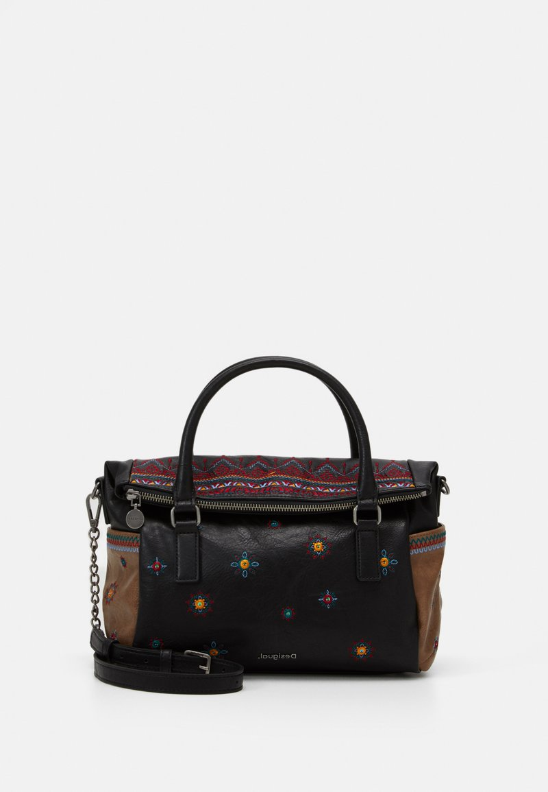 Desigual - BOLS LULULOVE LOVERTY - Handbag - black