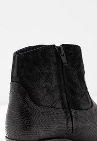 San Marina - CALYSTA - Ankle boots - black - 2