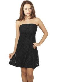 Urban Classics - DRESS - Cocktail dress / Party dress - black - 0