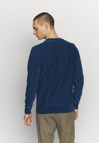 Royal Denim Division by Jack & Jones - CREW NECK - Sweatshirt - dark blue denim - 2
