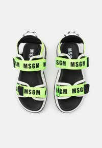 MSGM - Sandals - neon green - 3