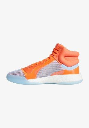 MARQUEE  - Basketballschuh - hi-res coral / cloud white / glow blue