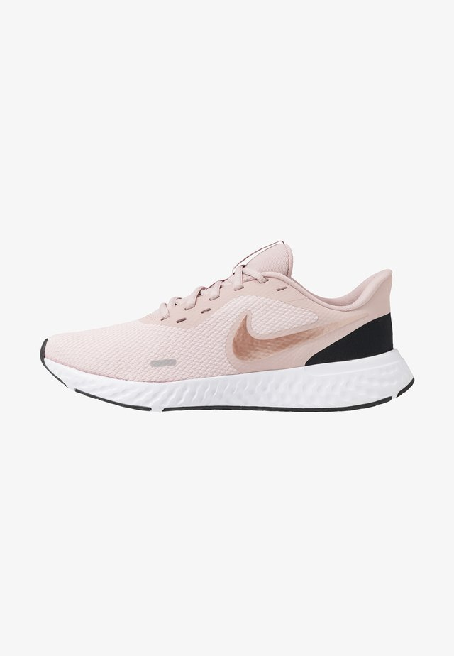 Neutral running shoes - barely rose/metallic red bronze/stone mauve