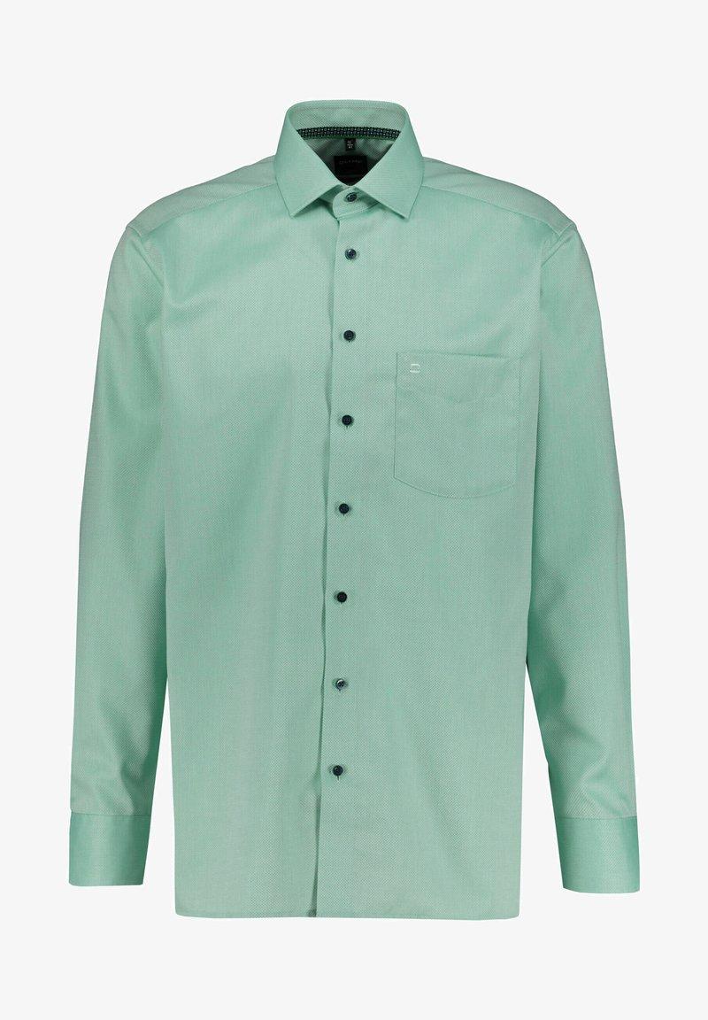 OLYMP Luxor - MODERN FIT - Formal shirt - grün