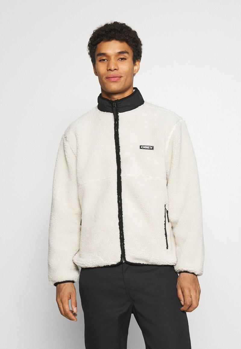 Obey Clothing - THIEF JACKET - Winter jacket - natural