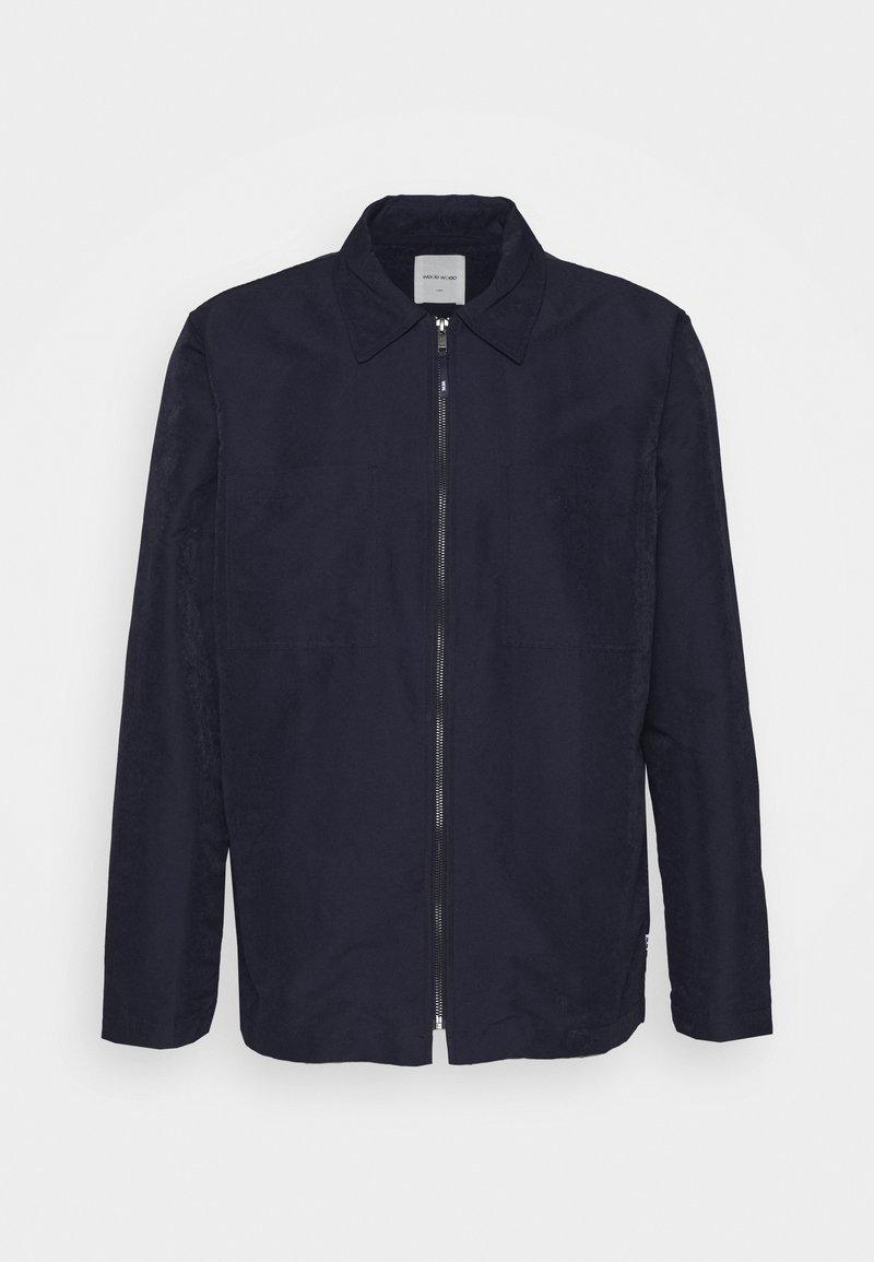 Wood Wood - EGON - Summer jacket - navy