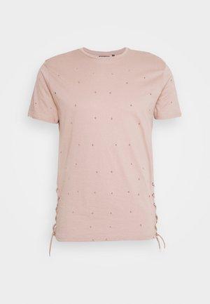 T-paita - dirty pink
