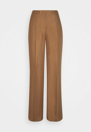 TROUSER - Trousers - noisette